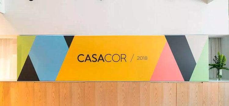 Agenda CASACOR 2018 | Não perca essa oportunidade